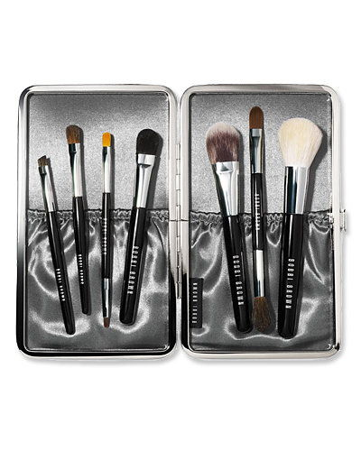 בובי Brown Luxe Brush Set