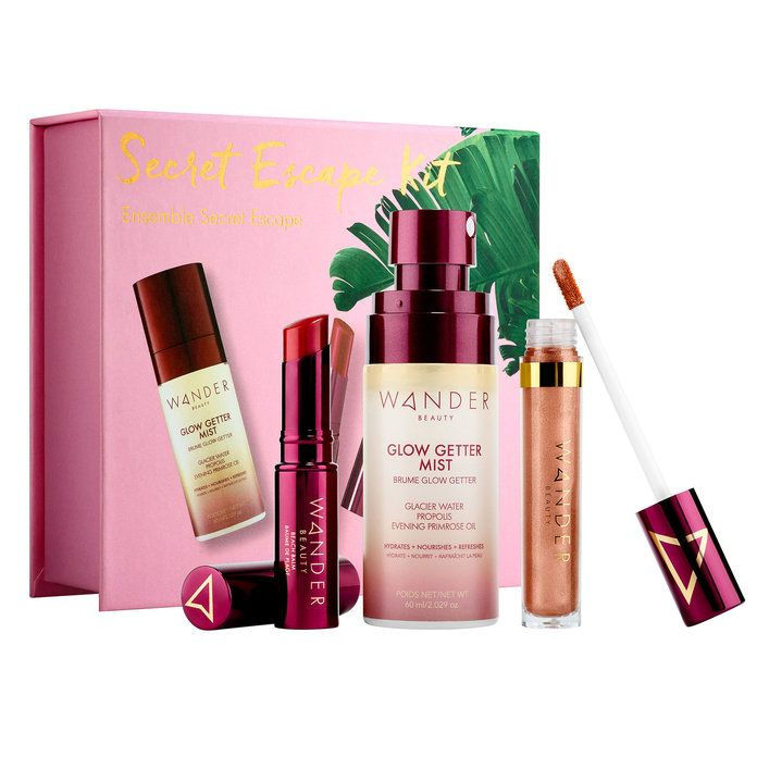 לשוטט Beauty Secret Escape Kit