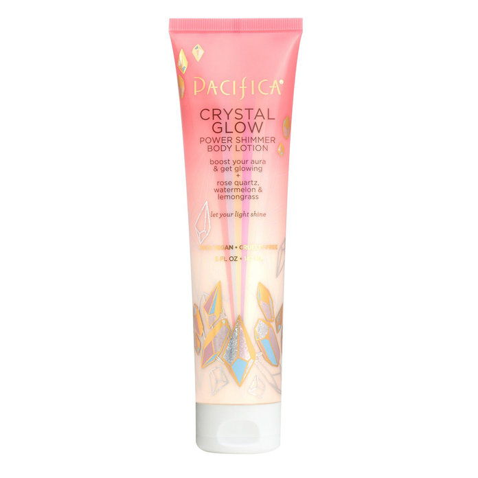 파시 피카 Crystal Glow Power Shimmer Body Lotion