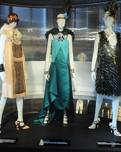 ה Great Gatsby Prada Costumes