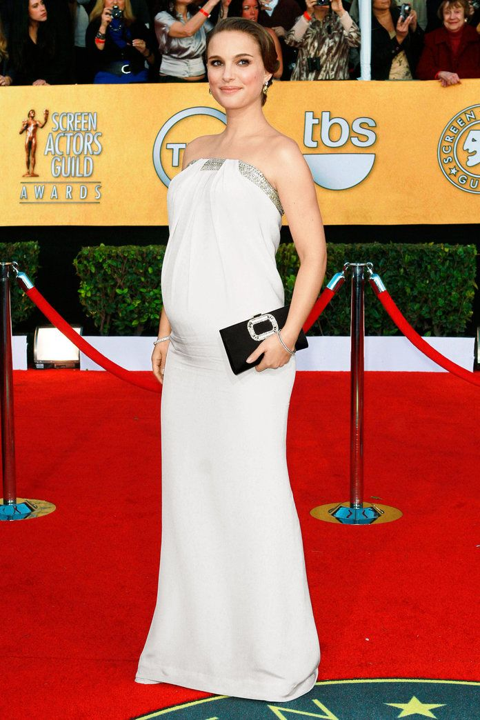 ב Azzaro at the SAG Awards in L.A. (2011)