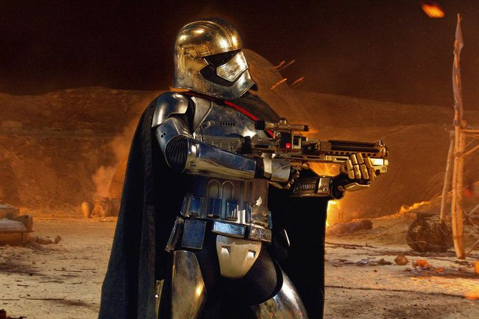 8. Captain Phasma