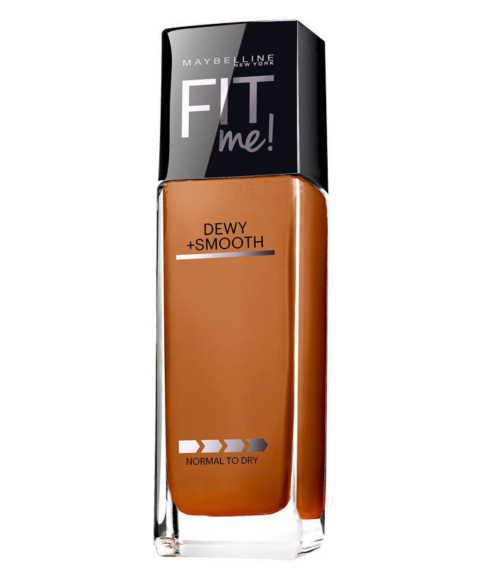 メイベリン FIT ME! Dewy + Smooth Foundation