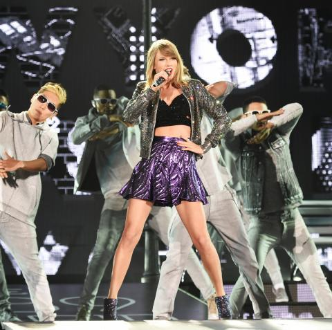 טיילור Swift The 1989 World Tour Live In Tokyo - Night 1
