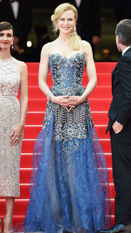 ניקול Kidman at 2014 Cannes Film Festival