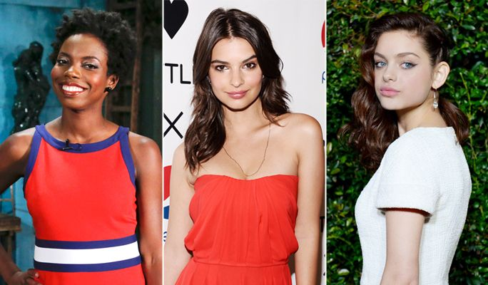 ה New Leading Ladies - Emily Ratajkowski and More