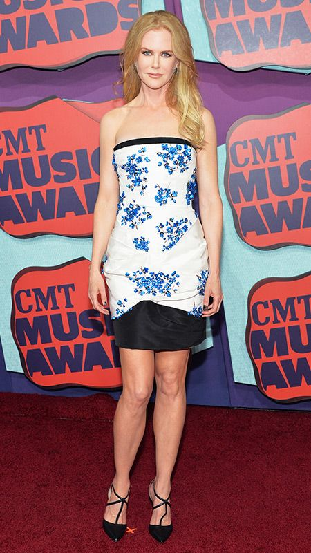 ניקול Kidman, CMT Music Awards