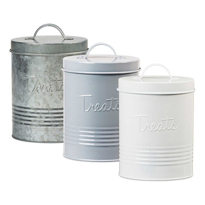 レトロ Treats Tins