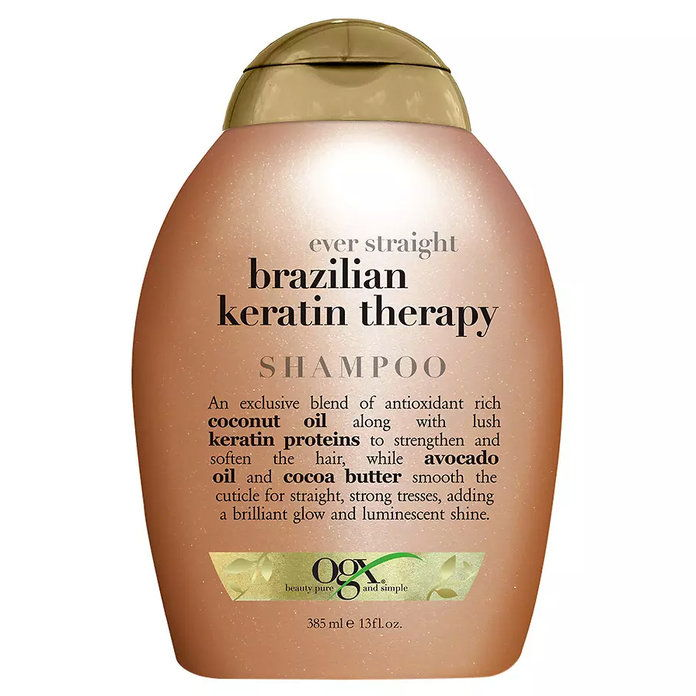 OGX Ever Straight Brazilian Keratin Therapy Shampoo