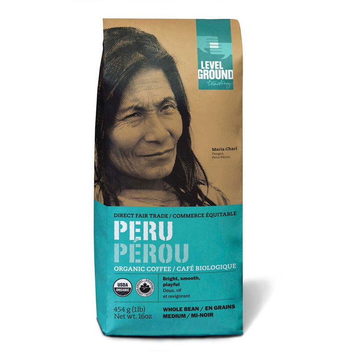 ペルー Organic Coffee by small-scale farmers in Peru