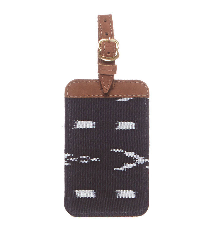 ラ Jolla Luggage Tag by female artisans in Guatemala