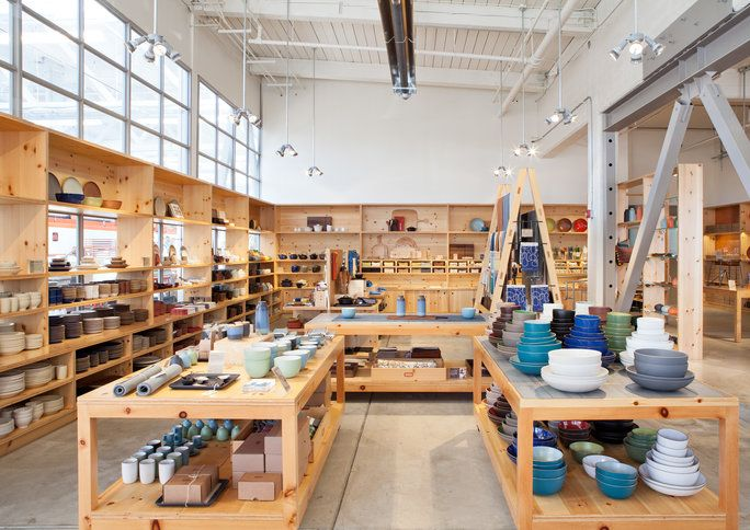 히스 Ceramics Is a Must-Stop for Decor in San Francisco