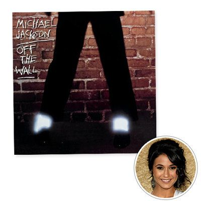 エマニュエル Chriqui - Michael Jackson - Star's Favorite Workout Songs - Celebrity Fitness