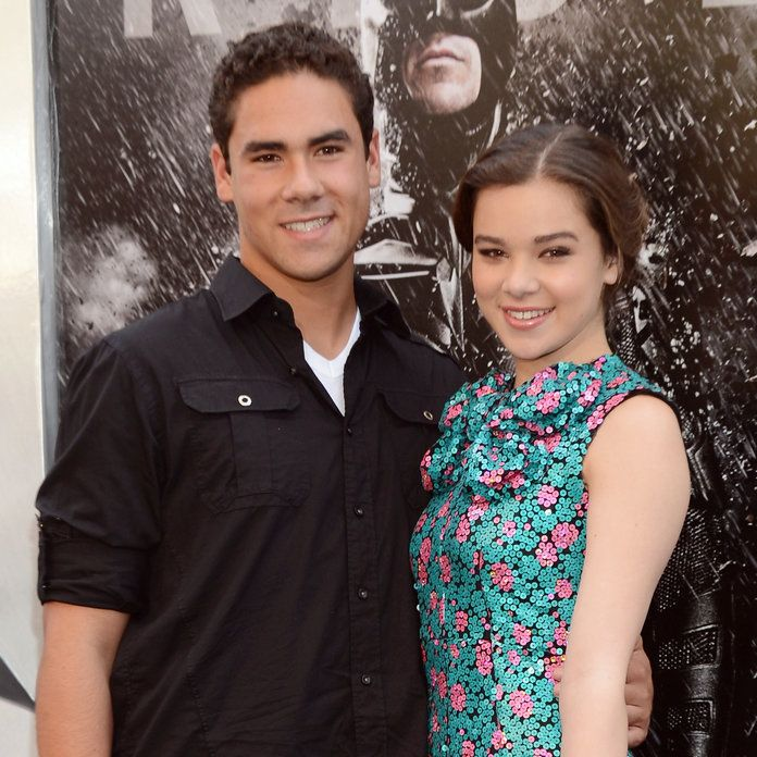 Hailee Steinfeld's Brother Griffin Steinfeld