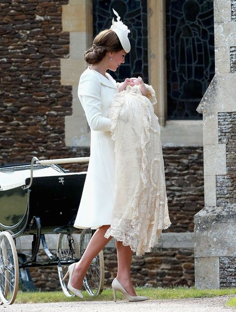 그만큼 Christening Of Princess Charlotte Of Cambridge