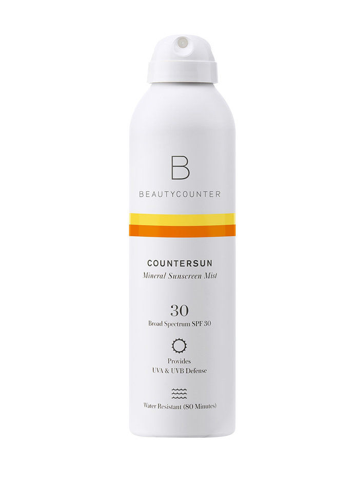 ビューティカウンタ Countersun Mineral Sunscreen Mist SPF 30