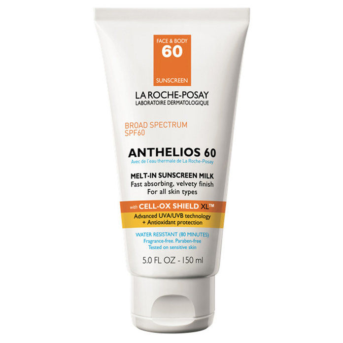 ラ Roche-Posay Anthelios Face and Body Sunscreen Melt-In Milk Lotion SPF 60
