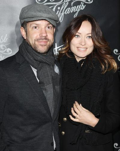 올리비아 Wilde and Jason Sudeikis