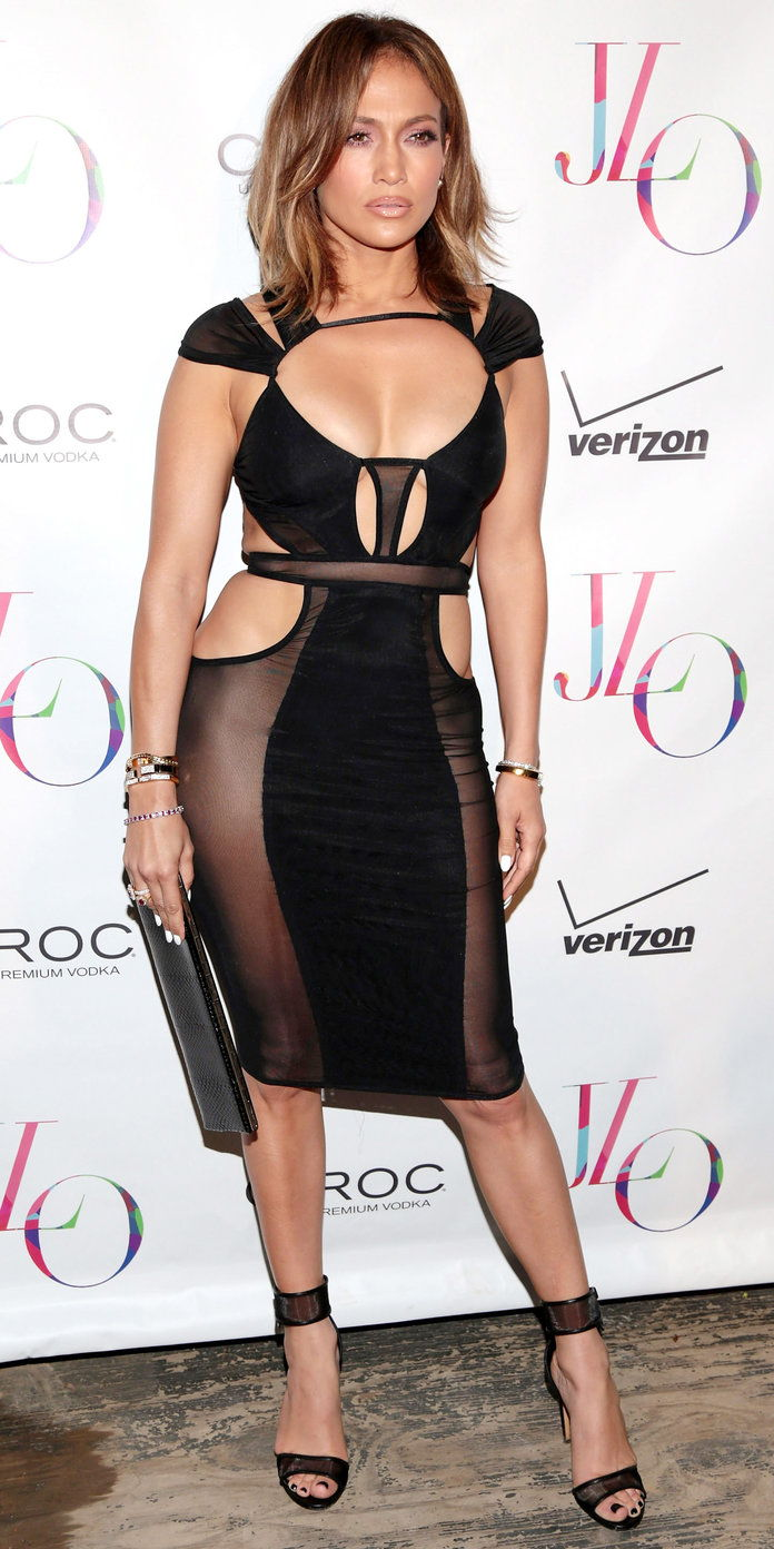 2015年、 J.Lo's 46th Birthday Party