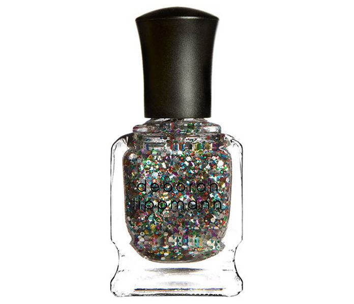 데보라 Lippmann Glitter Nail Color in Happy Birthday