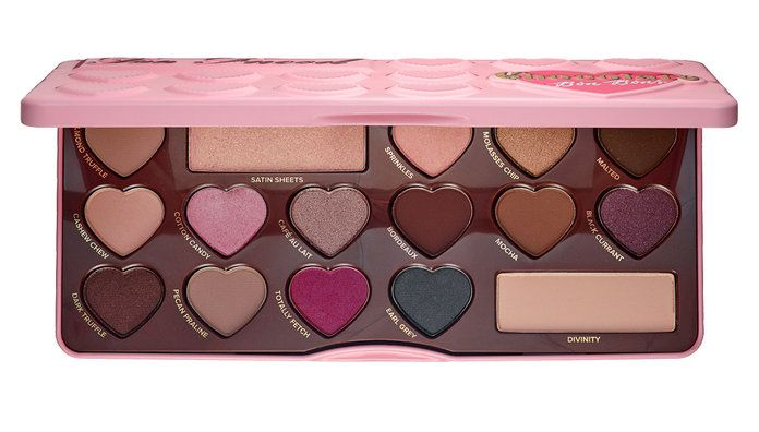 너무 Faced Chocolate Bon Bons Palette