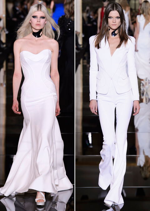 ג 'ניפר Aniston Wedding Dress - Versace