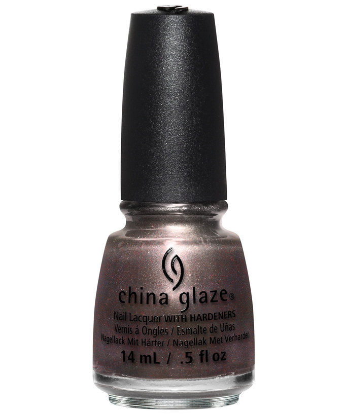 סין Glaze Fall Rebel Nail Polish in Heroine Chic