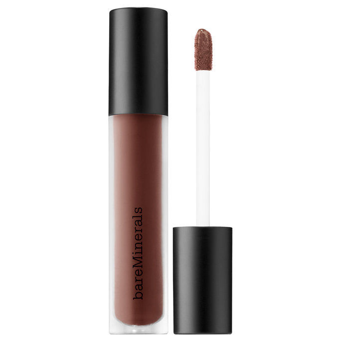 BareMinerals Gen Nude Matte Liquid Lipcolor In Icon