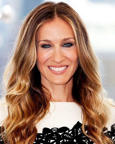 שרה Jessica Parker - The 9 Hottest Hair Colors for Fall 2011 - Ombre