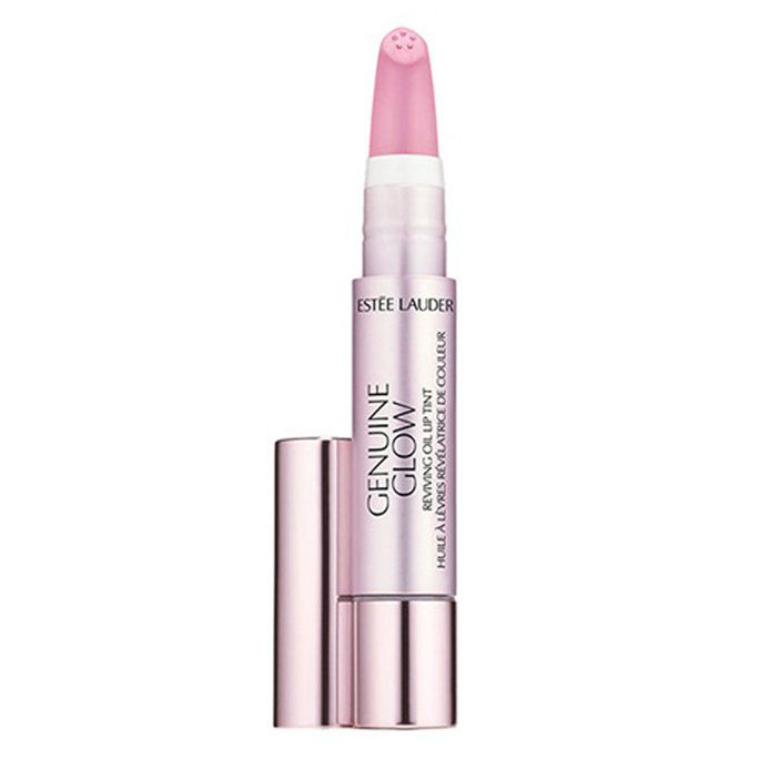 エステ Lauder Genuine Glow Reviving Oil Lip Tint