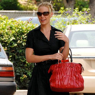 캐서린 Heigl, Valentino, It Bags