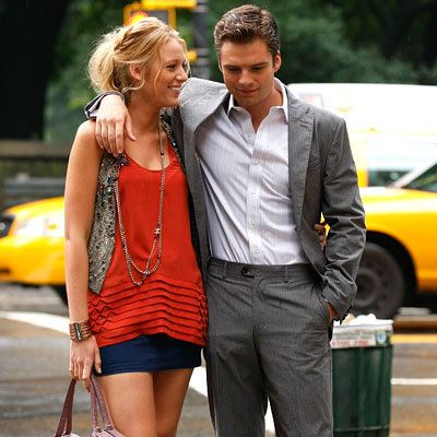 잡담 Girl - Episode 3: Can Serena Trust Carter? - Blake Lively - Sebastian Stan