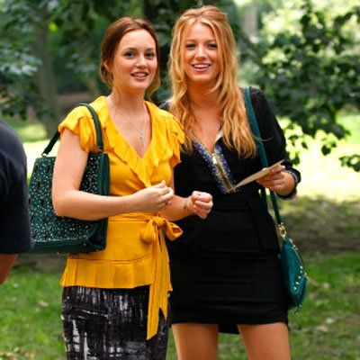 잡담 Girl - Leighton Meester - Blake Lively