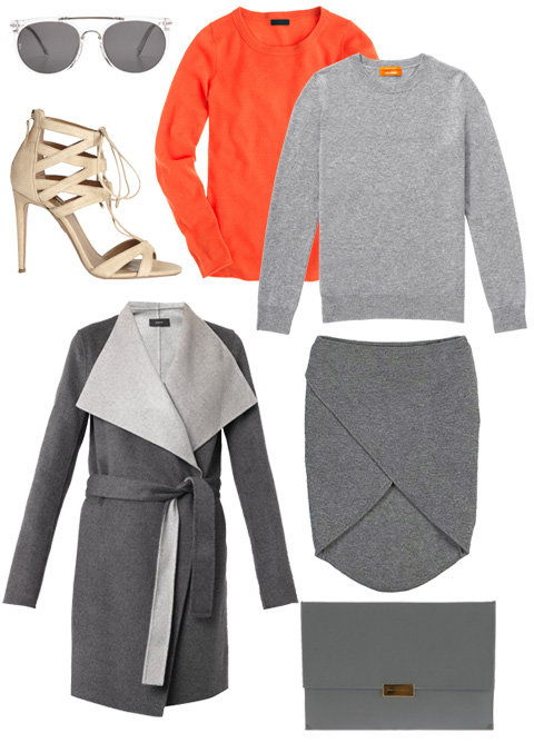 #HowToWearIt: Gray