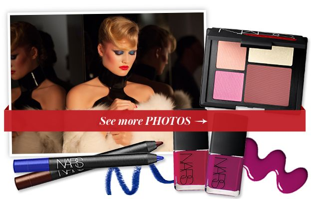 גיא Bourdin NARS Collection