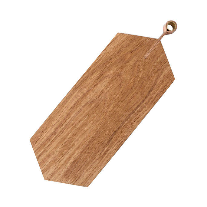 吊るす White Oak Serving Board