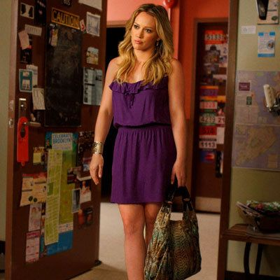 잡담 Girl - Episode 4 - Hilary Duff