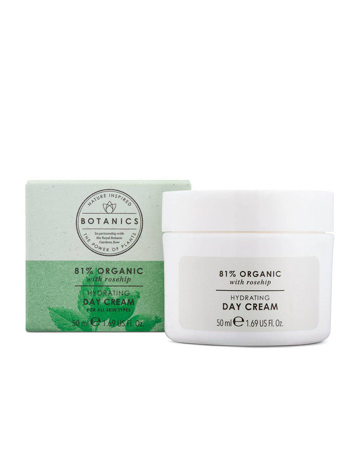 植物学 Organic Hydrating Day Cream