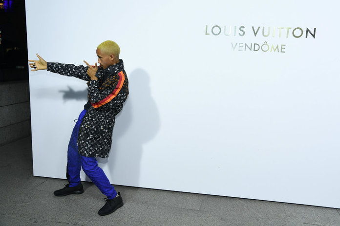 ジャデン Smith Louis Vuitton - EMBED
