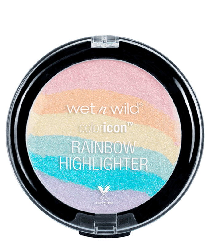 רטוב 'N' Wild Color Icon Rainbow Highlighter in Unicorn Glow