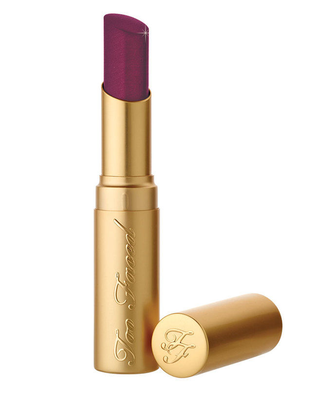 גם Faced La Crème Lipstick in Ursula