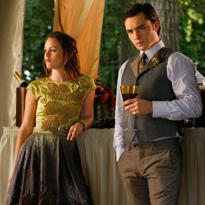 잡담 Girl - Episode 5 - Leighton Meester - Ed Westwick