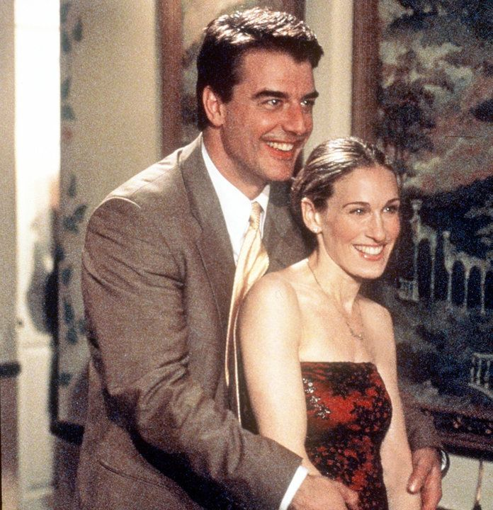 SJP and Chris Noth - LEAD