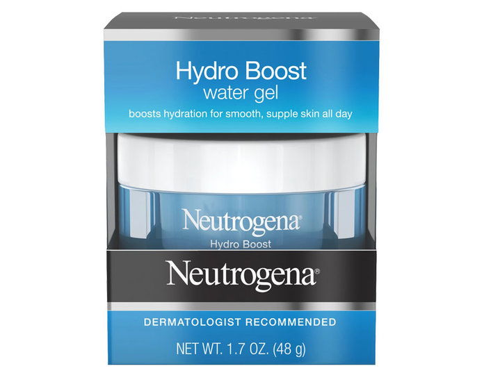 이른 20s: Neutrogena Hydro Boost Moisturizing Gel