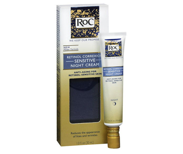 늦은 20s: RoC Retinol Correxion Sensitive Night Cream
