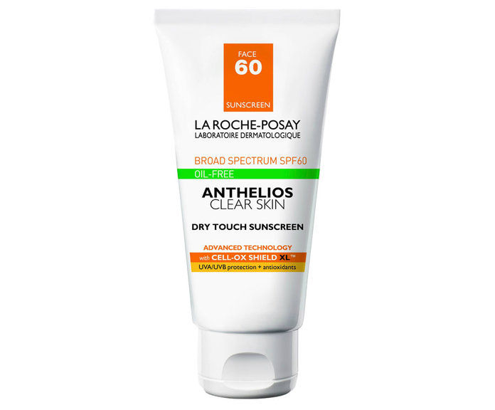 늦은 20s: La Roce Posay Anthelios 60 Clear Skin Dry Touch Sunscreen