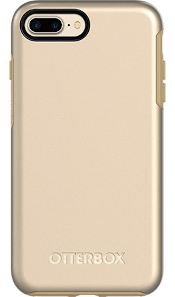 ה Symmetry Series Metallic Case by Otter