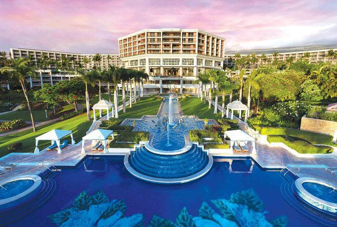 最も Epic Pools In The World 6 Grand Wailea