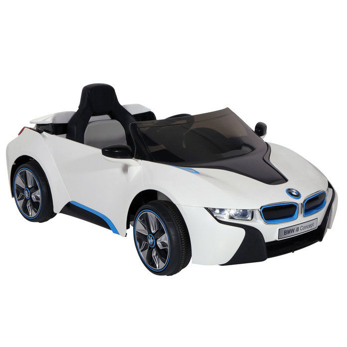 דינמקראפט BMW i8 Concept Ride-On Car