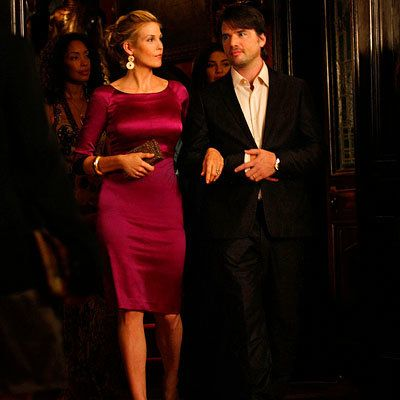 잡담 Girl - Episode 6 - Kelly Rutherford - Matthew Settle